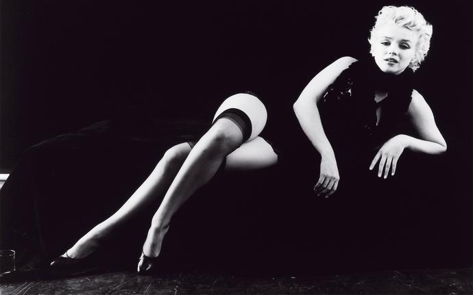 "Marilyn Monroe Canvas Print (13""x19"" or 18""x28"")"