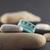 Beaded rings for women, Boho ring, Bohemian ring, Thin ring, Seed bead ring,