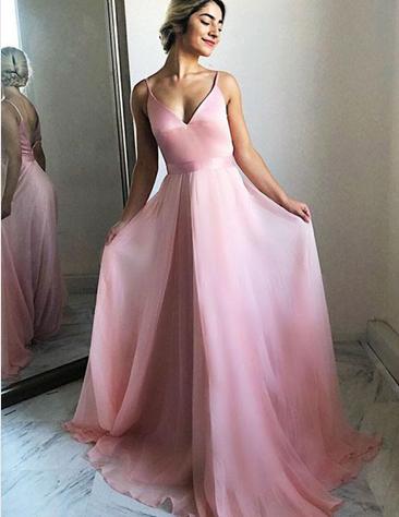 8495959dca310 Spaghetti Straps A-Line Prom Dresses,Long Prom Dresses,Cheap Prom Dresses,