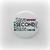 Save Second Base - Awareness - Pinback Button Magnet Keychain Flatback Badge