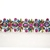 Incredible Juliana Watermelon Bracelet by DeLizza & Elster