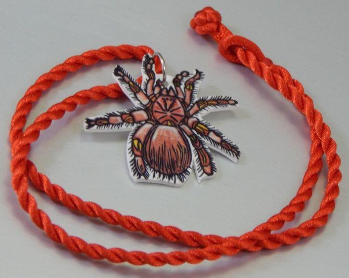 Tarantula Necklace