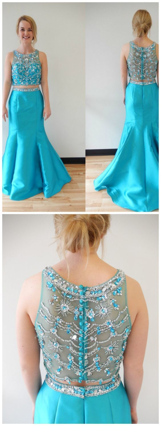 Bare Midriff Prom Dresses