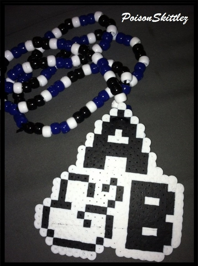 Above & Beyond Kandi Necklace