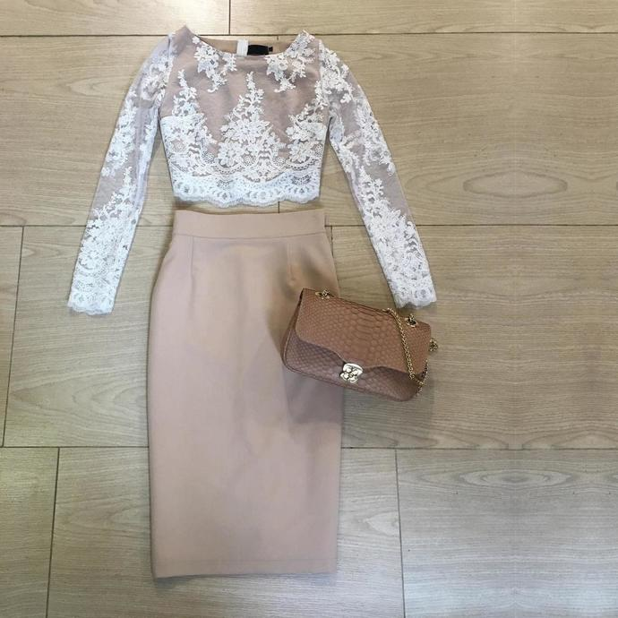 two piece homecoming dresses,long sleeves homecoming dresses,short prom