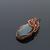 Labradorite pendant Marte delicate and beautiful