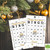 30 Happy New Year 2019 Bingo cards - Printable Game New year eve party - Instant
