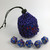 chainmaille, pouch, dice bag, chainmaille dicebag, dicebag, geek, geek gift idea