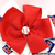 Red Sox Hairbow