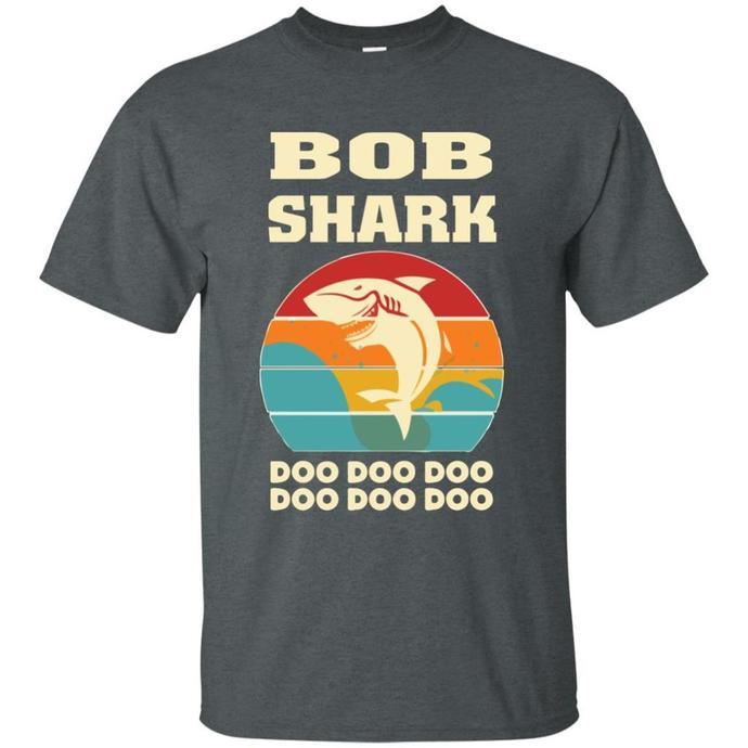 Bob Shark Men T-shirt, Bob Shark Do Do Tee, Bob Shark T-shirt, Shark Do Do Do