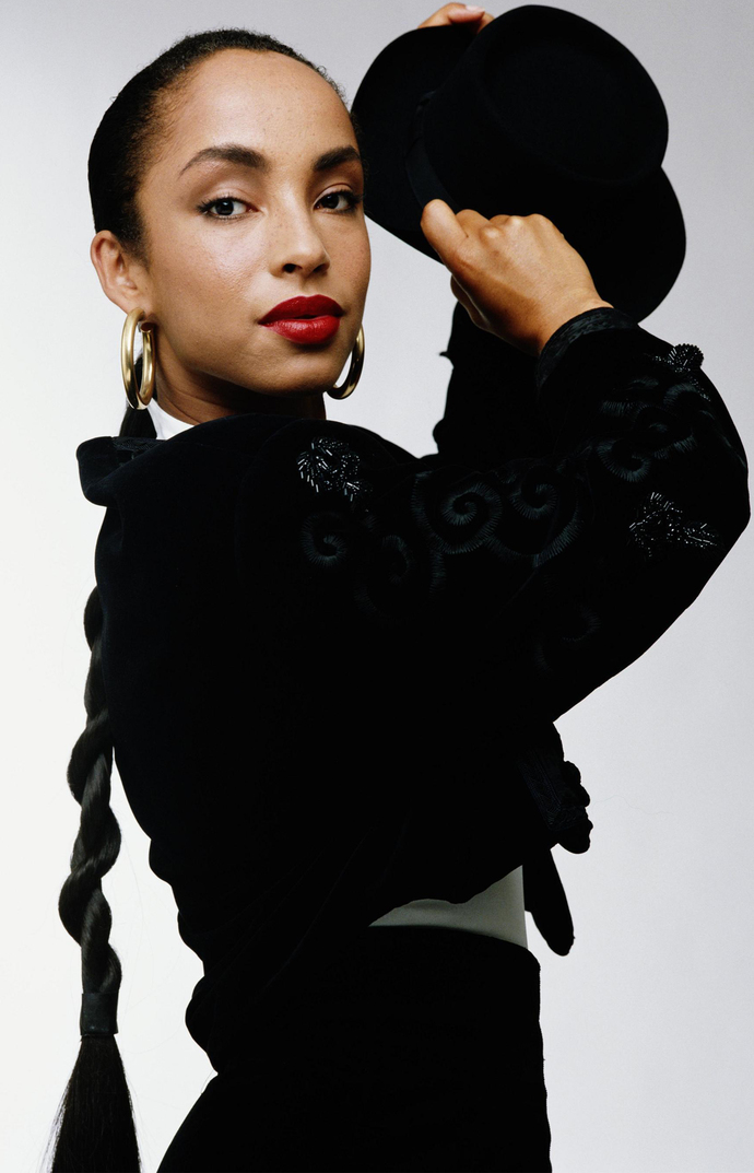 "Sade  Polyester Fabric Poster (13""x19"" or 18""x28"")"