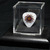 Commemorative guitar pick and display case: Alice in Chains
