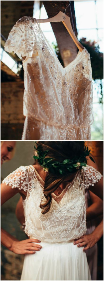 Bohemian wedding dress beach wedding dresses