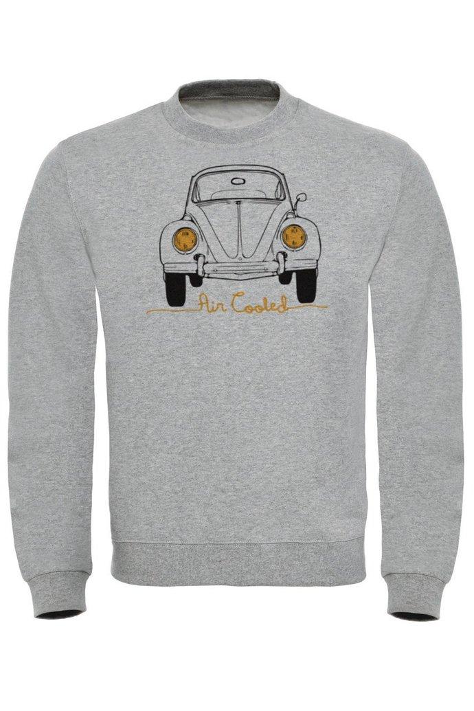 Air Cooled Beetle Headlight Sweatshirt