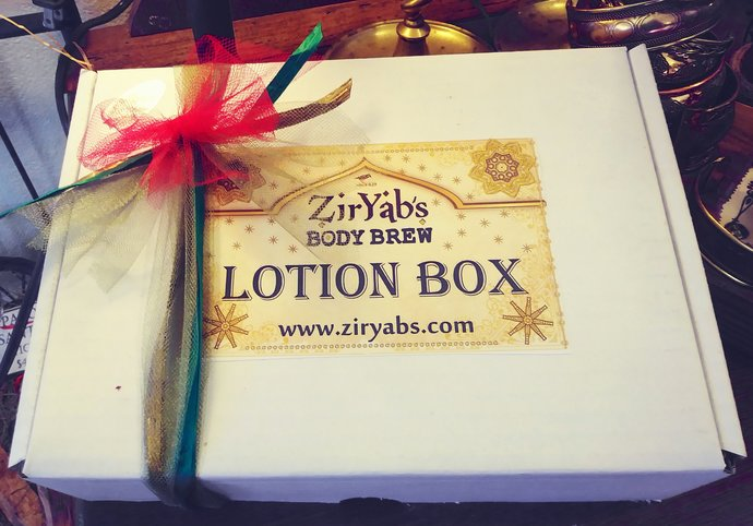 Lotion Gift Set | 5 Lotions for 4 | Lotions for Every Season | Gift to Last a