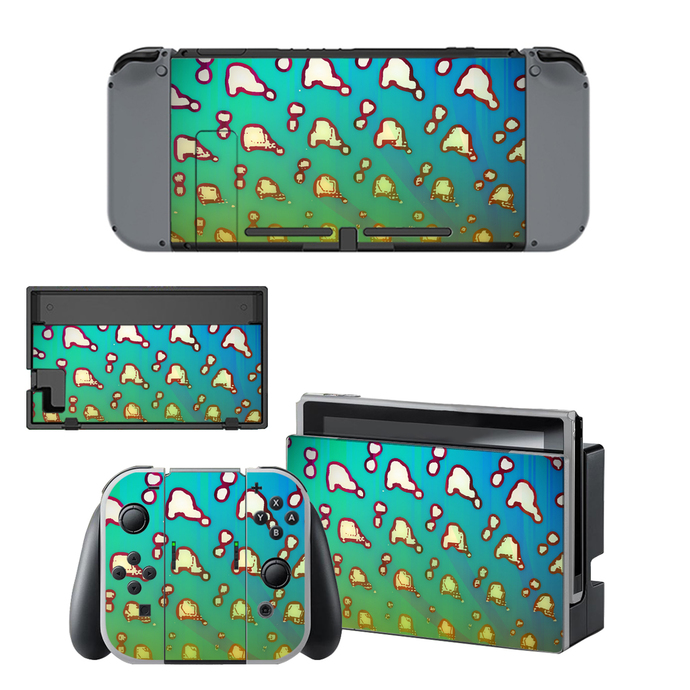Clipart Nintendo switch skin for Nintendo switch console
