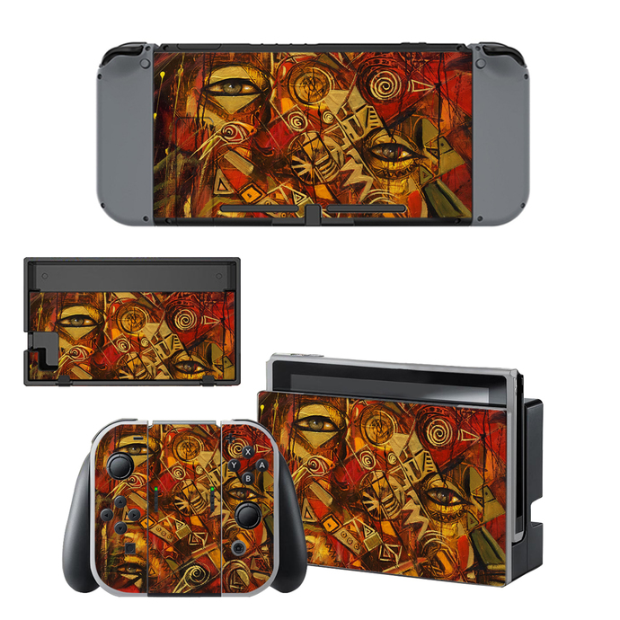 Renacer Nintendo switch skin for Nintendo switch console