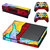 Rainbow colors Xbox one Skin
