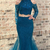 Mermaid Prom Dress,Long Evening Dress,Evening Dress,