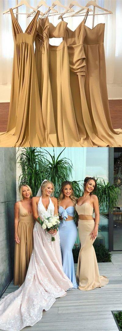 bridesmaid dresses, long bridesmaid dresses, wedding party dress, prom party