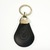 Mens Black Leather Key Ring-Free Shipping