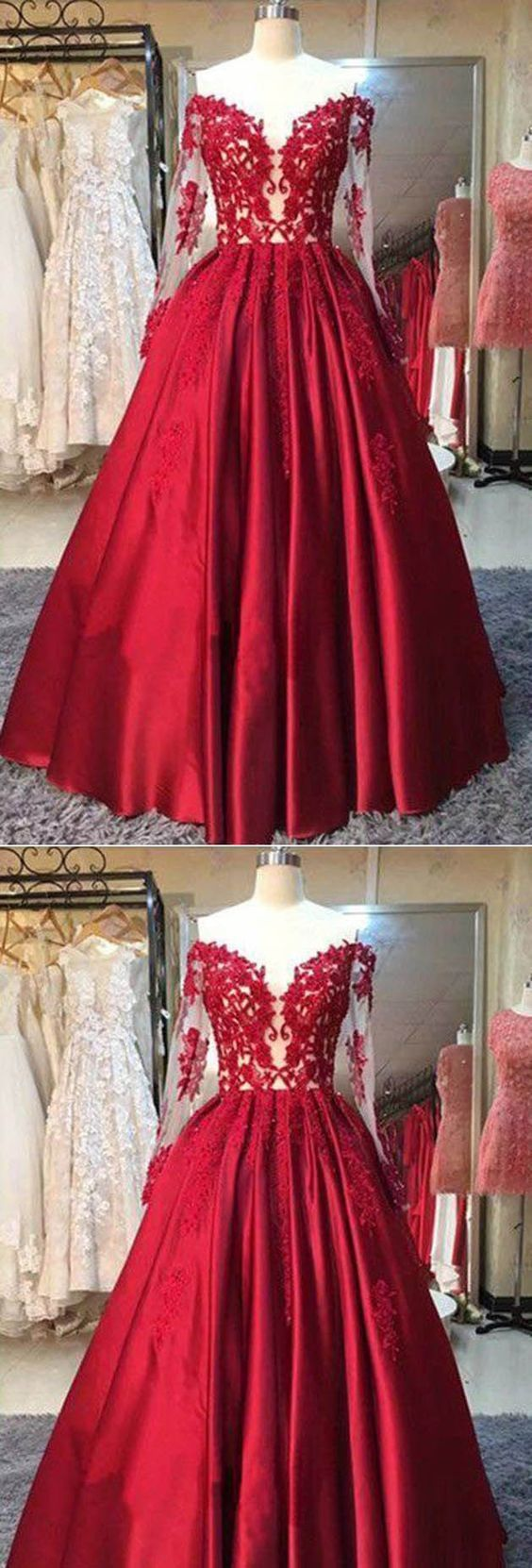c8baf3212de Burgundy Red Wedding Engagement Dresses Women by MeetBeauty on Zibbet