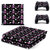 Chanel Rouge Coco  PS4 Skin for PlayStation 4 Console & Controllers