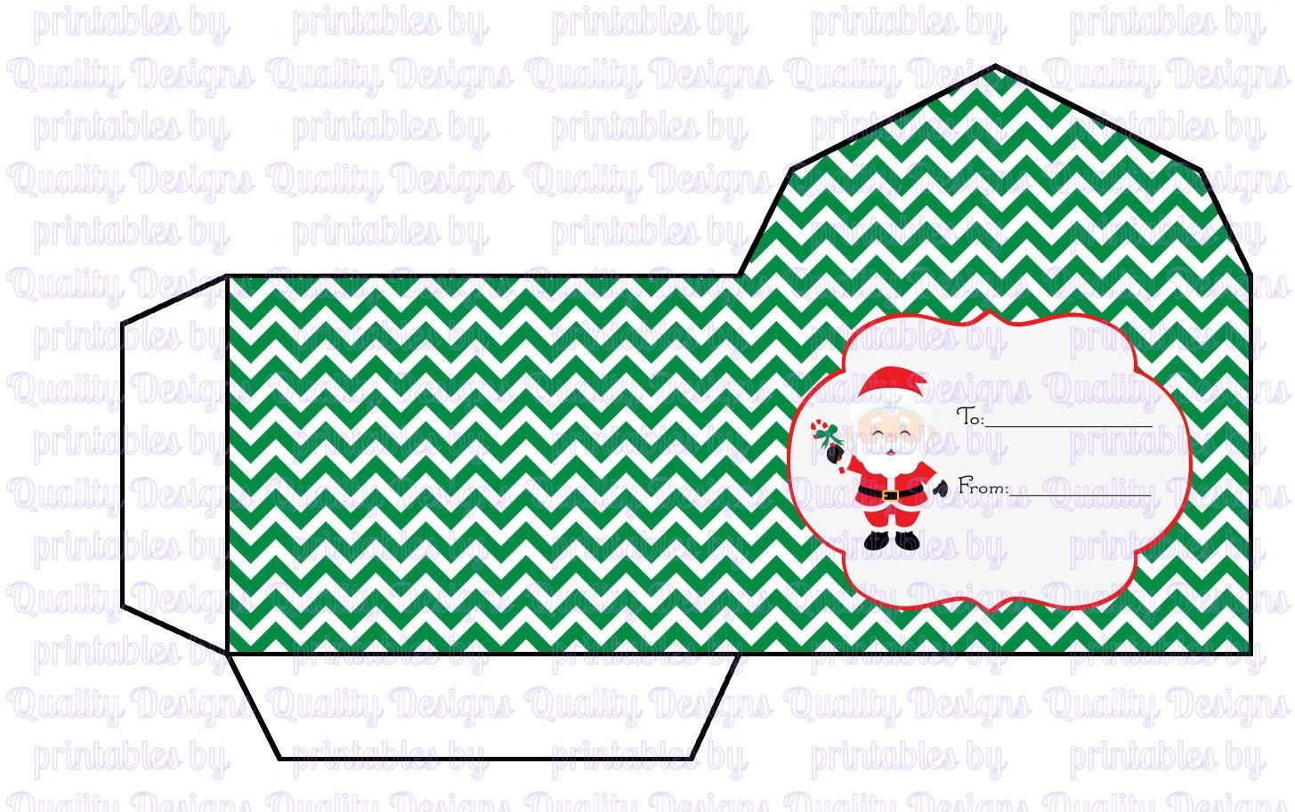 printable gift card holder envelope  quality designs
