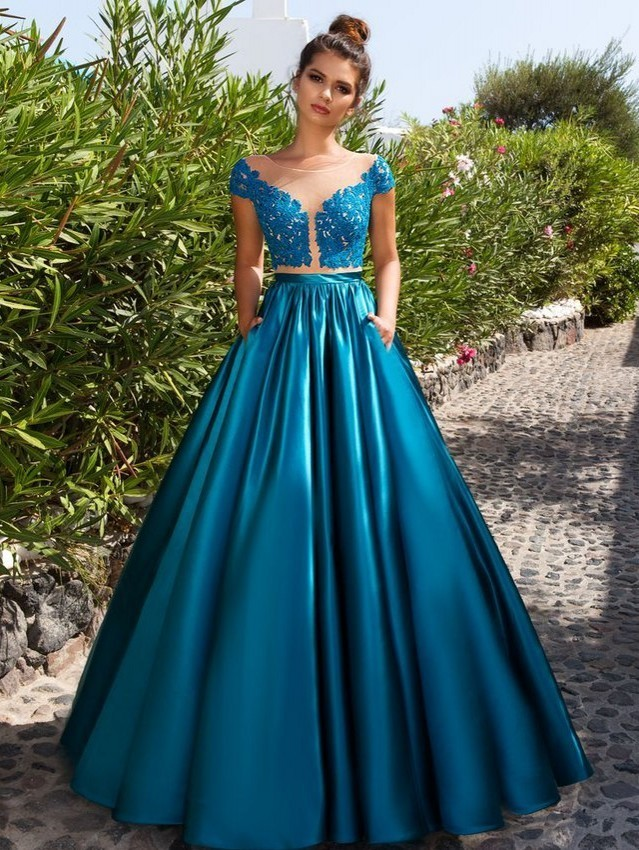 Copy of NEW COMING BLACK LACE PROM DRESS, MERMAID PROM DRESS, LONG EVENING GOWN