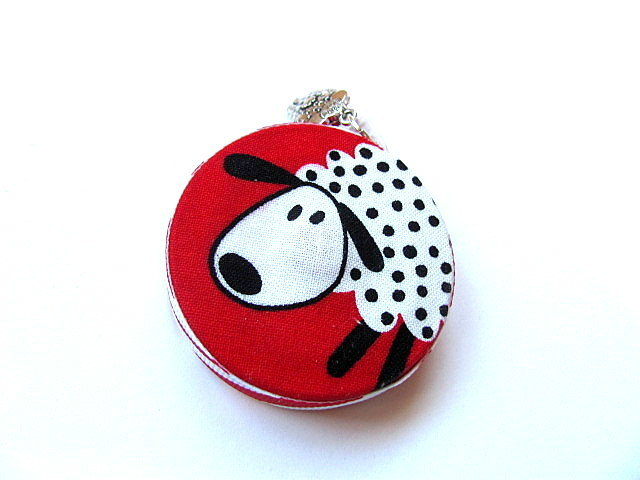 Tape Measure Pattern Sheep Retractable Measuring Tape