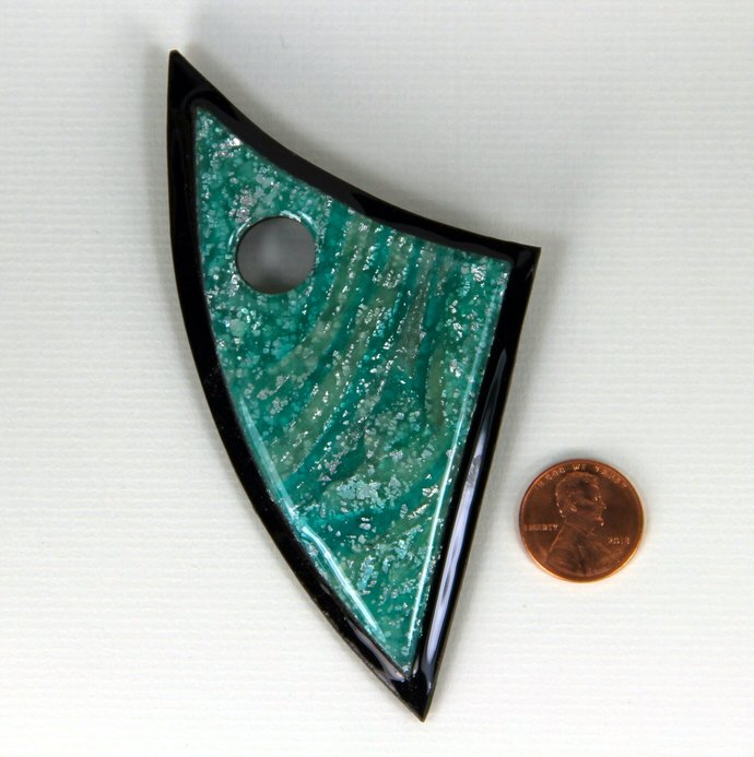 Brooch - hand made and one of a kind jewelry art, by YoYoSpin