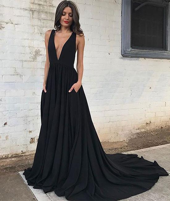 eebaa95e8d624 Black Prom Dresses, Prom Dress,Sexy Prom Dress,Evening Gowns,Formal Gown
