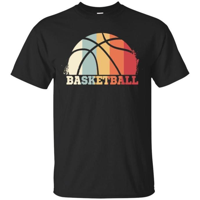 Vintage Basketball Men T-shirt, Vintage Men T-shirt, Retro Basketball T-shirt,