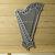Harp Metal Cutting Die Musical Die