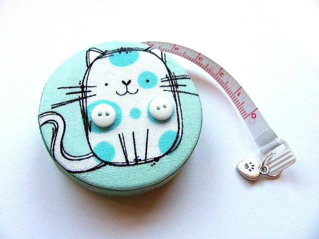 Tape Measure Print Cats Retractable Measuring Tape