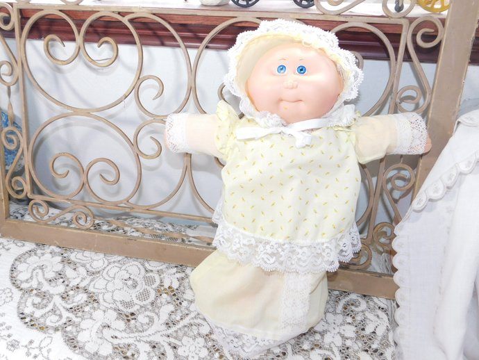 Cabbage Patch Doll, Mattel Cabbage Patch Doll, 1982 Cabbage Patch Doll, 14