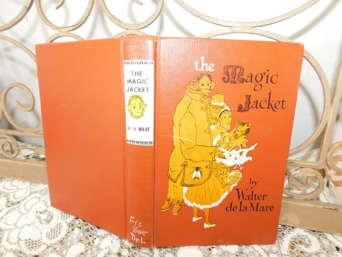 The magic jacket Book, Hardcover by Walter De La Mare, Author, Illustrated By