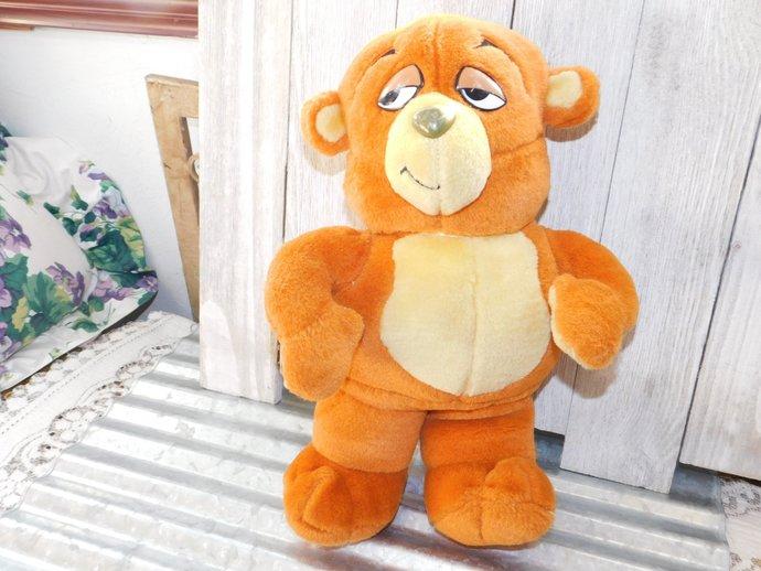 Bear Sweet Yogi Bears Friend Boo, Stuffed Bear, Bear, Stuffed Bear, Vintage
