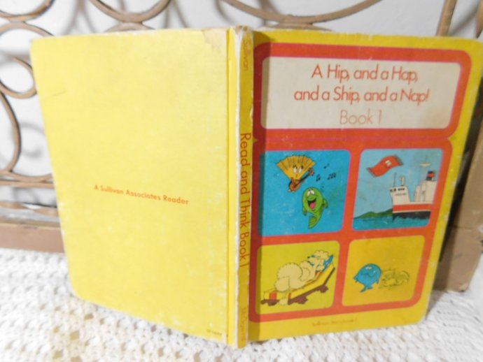 A Hip, and a Hap and a ship, and a nap Book 1  Sullivan Story Book, Easy Reader