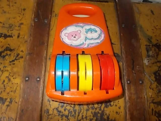 Playskool Vintage Baby Chime Music Toy, Music Toy, Baby Toy, Baby Music Toy,