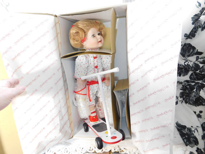Heritage Dolls Courtney Un Opened, Vintage Doll, Heritage Dolls, Collectible