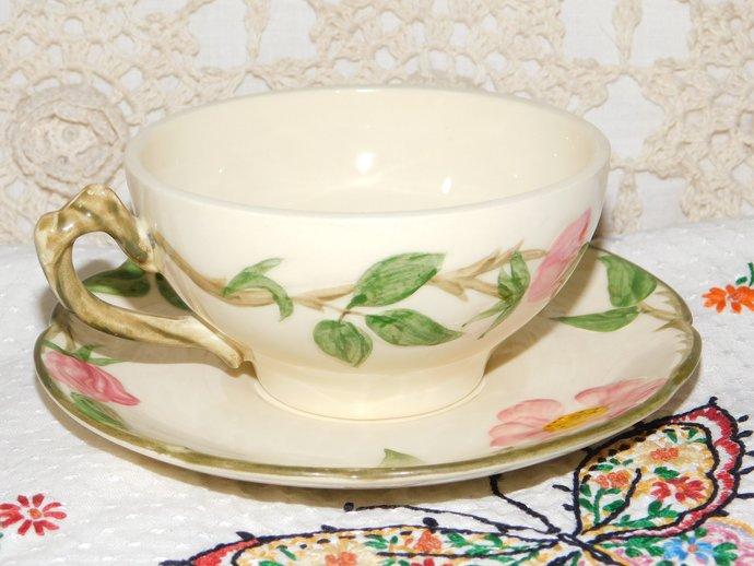 Vintage Franciscan Desert Rose, Vintage Dishes, Vintage Cups, Vintage Kitchen,