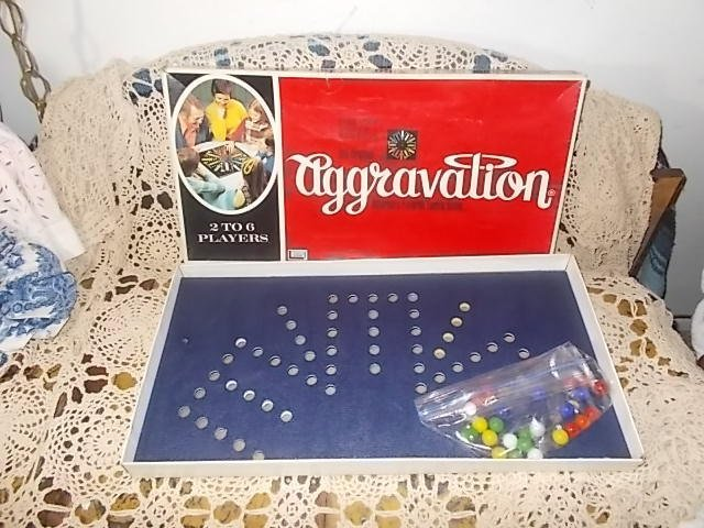 Deluxe Party Addition Aggravation Americas Favorite Family Game, Board Game,