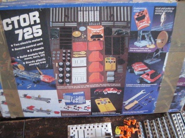 Elector Set, Ideal Elector Set , Building Toys, Learning Toys, Vintage Toys,