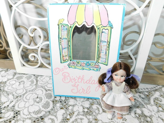 Doll Of The Month October, Vintage Doll, Small Doll, Toys, Our Birthday Girl