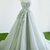 Tulle Court Train Formal Long Prom Dress With Flowers