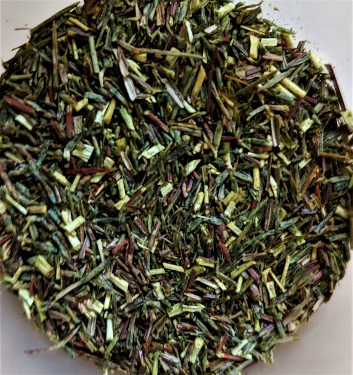 Organic & Fair Trade Green Rooibos