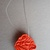 Handmade Santa Claus - pendant (material: polymer clay - product 286/2018)