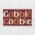 Gobble Gobble Placemat