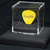 DAVE MUSTAINE: authentic guitar pick and display case